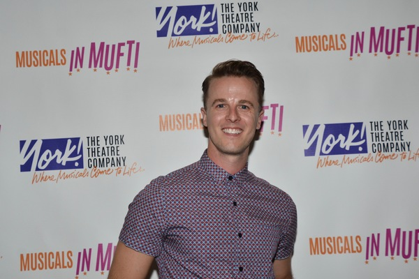 Photo Coverage: Musicals in Mufti Presents FIFTY MILLION FRENCHMEN