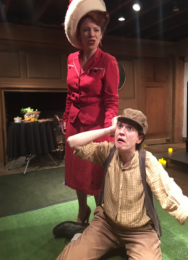 Photo Flash: Inside Rehearsal For Madison Lyric Stage's HANSEL AND GRETEL