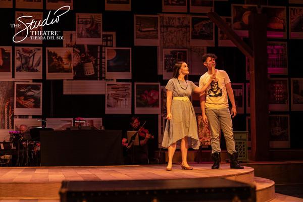 Photo Flash: Inside JOHN AND JEN At The Studio Theatre Tierra Del Sol
