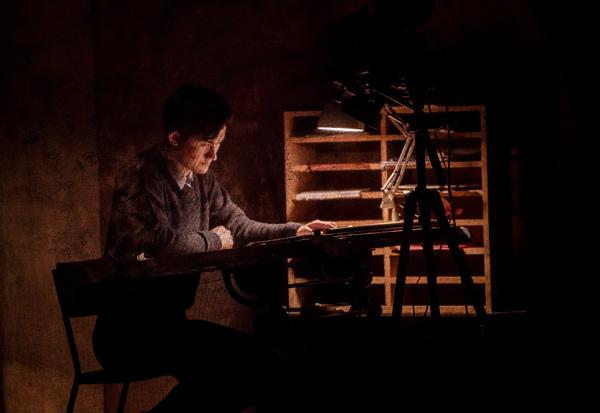 Photos: First Look at MAGGOT MOON at Unicorn Theatre