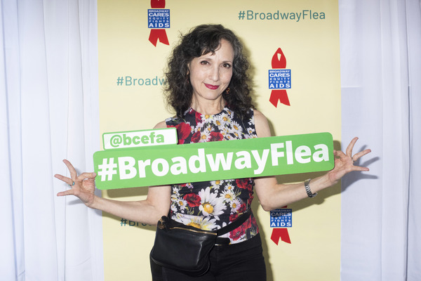Photo Flash: Go Behind the Scenes of BC/EFA's Broadway Flea Market with the Stars!