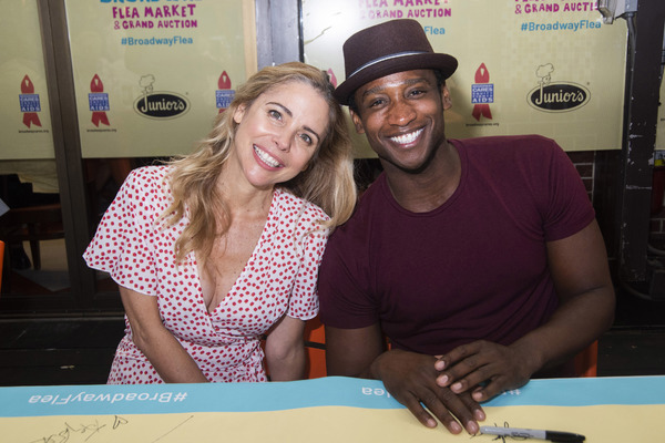 Kerry Butler, Jelani Remy