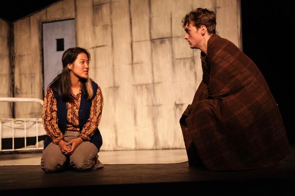 Malia Hu and Sean William Kelly  Photo