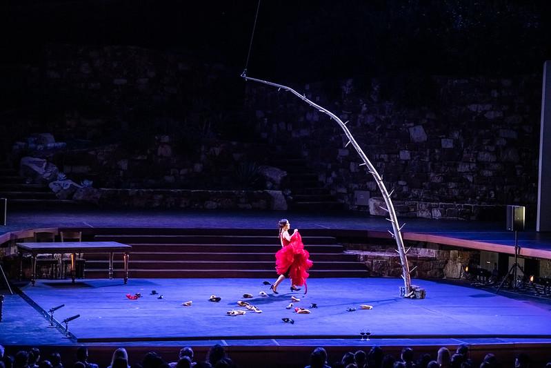 BWW Review: Olga Pericet Presents Her Unique Flamenco Flair In LA ESPINA at John Anson Ford Theatre