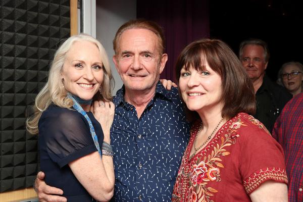 Elizabeth Ward Land, Richard Kline and Beverly Kline
