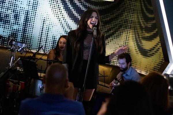Photo Flash: Ana Villafañe Hosts Viva Broadway's EL CONJUNTO Concert Series!