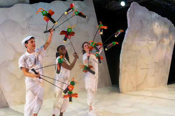 Photo Flash: Chicago Children's Theatre Presents THE VERY HUNGRY CATERPILLAR