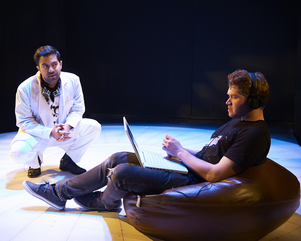 Photo Flash: First Look at MOSQUITOES at Steep Theatre