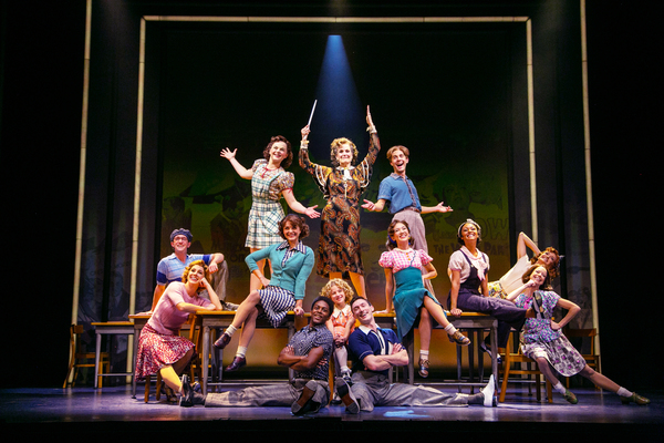 Photo Flash: Head Down the Yellow Brick Road with Paper Mill's CHASING RAINBOWS