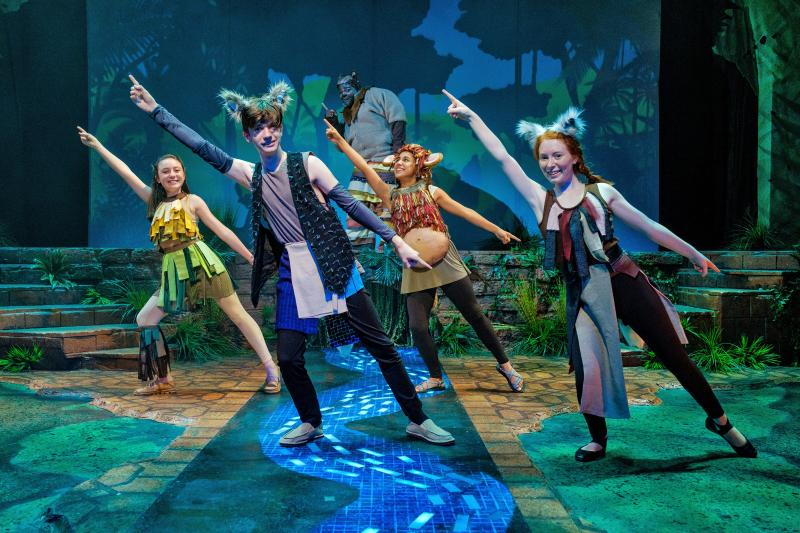 BWW Review: JUNGALBOOK Enchants The Kleberg Stage At ZACH