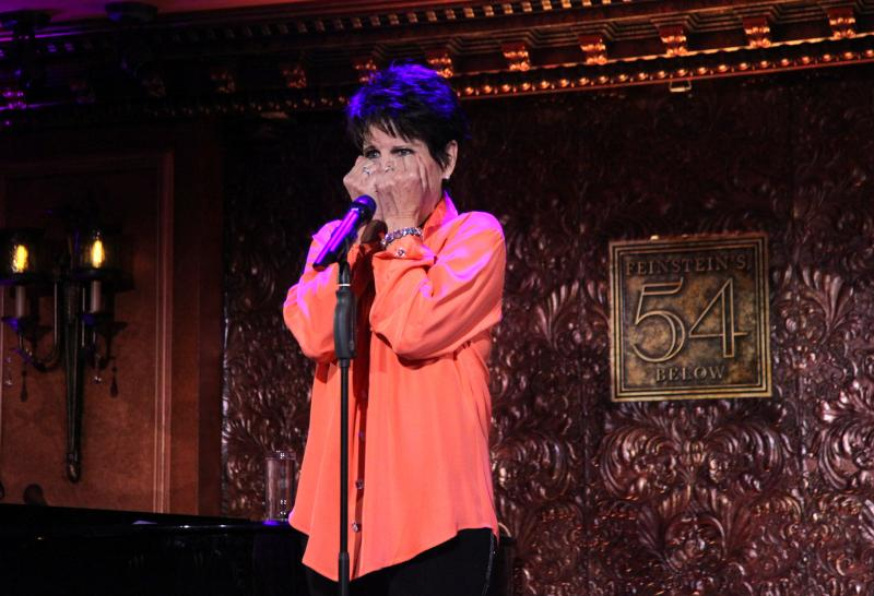 BWW Review: Lucie Arnaz Lights Up 54 Below with I GOT THE JOB!