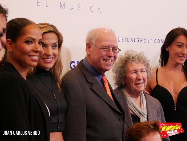 PHOTO FLASH: La Gran Vía madrileña acoge el estreno de GHOST, EL MUSICAL
