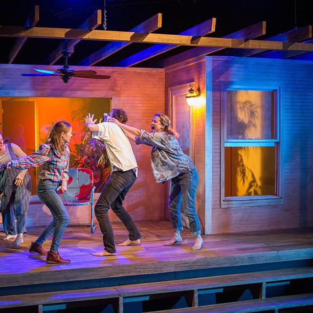 BWW Review: Paper Chairs' PLANO is Perfection