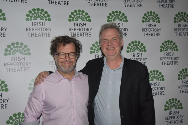 Kenneth Lonergan and Ciaran O'Reilly Photo