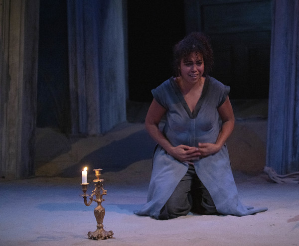 Photo Flash: First Look at MACBETH at Portland Center Stage at The Armory
