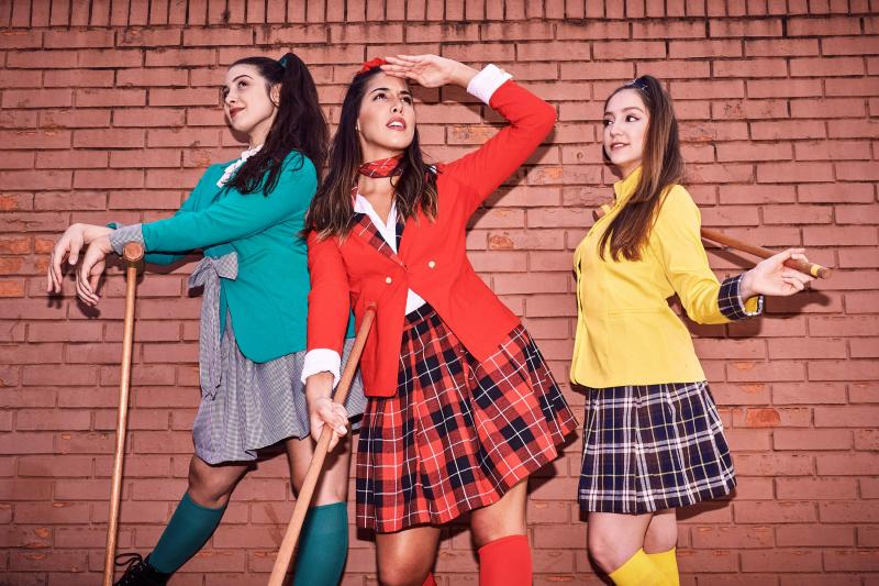 BWW Previews: Talking About Teen Universe, Cult Musical HEATHERS Opens in Sao Paulo