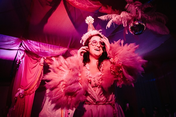 Photo Flash: First Look at RED PALACE at the Vaults