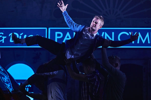 Photo Flash: First Look at PAVILION at Theatr Clwyd