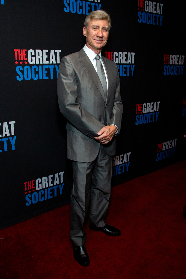 Photo Coverage: THE GREAT SOCIETY Celebrates Opening Night on Broadway