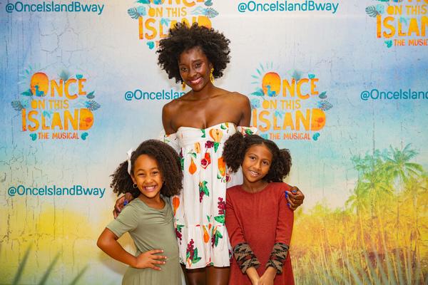 MiMi Crossland, Courtnee Carter, and Marianna Diop Photo