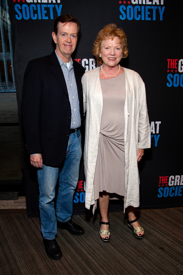 Dylan Baker, Becky Ann Baker Photo