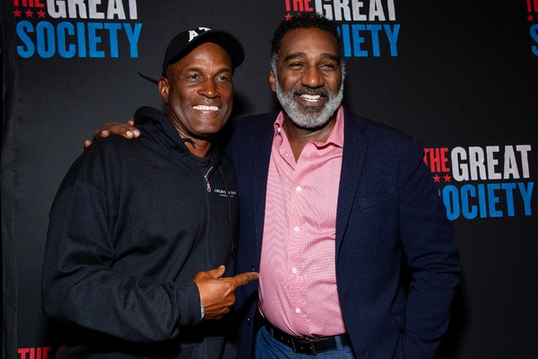 Photo Coverage: Broadway Walks the Red Carpet for Opening Night of THE GREAT SOCIETY