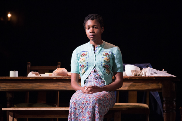 Gloria Obianyo in GIRL FROM THE NORTH COUNTRY Toronto/London Company