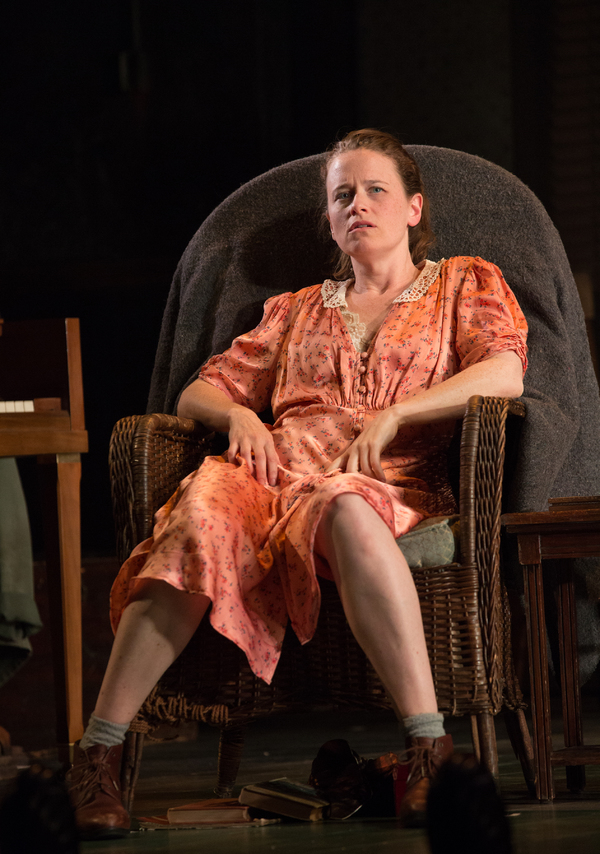 Katie Brayben in GIRL FROM THE NORTH COUNTRY Toronto/London Company Photo