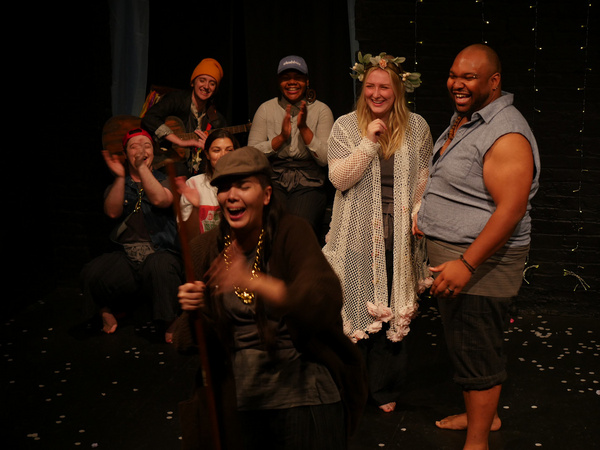 Photo Flash: First Look At THE WINTER'S TALE At The Wheel Theatre Company