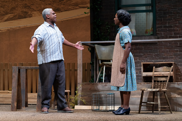Photo Flash: Ford's Theatre Society Presents August Wilson's FENCES