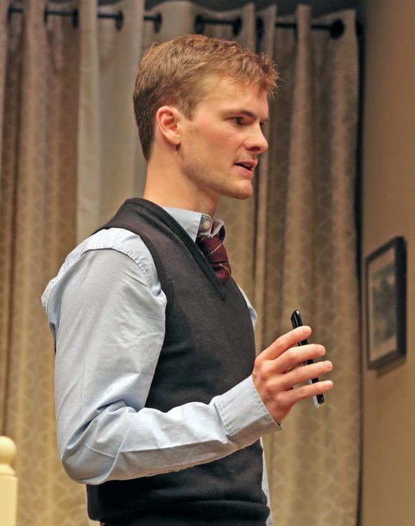 Photo Flash: Good Theater Presents Joshua Harmon's ADMISSIONS