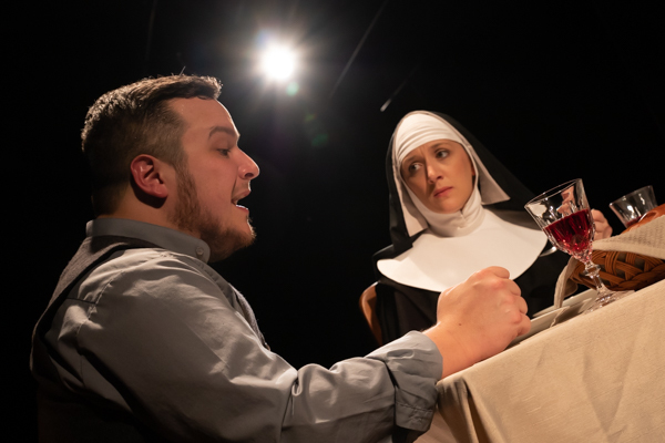 Photo Coverage: First look at Performing Arts Creative Ensemble's THE RUNNER STUMBLES