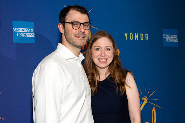 Marc Mezvinsky, Chelsea Clinton Photo