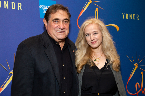 Dan Lauria and guest