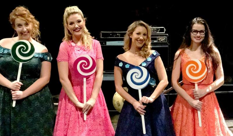 BWW Previews: Step Back In Time With Spanish Lyric Theatre's THE MARVELLOUS WONDERETTES at HCC Mainstage Theatre Ybor City