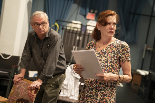 Photo Flash: In Rehearsal with THE MICHAELS