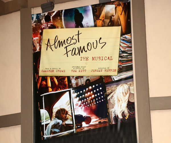 "Opening night of the new musical ""Almost Famous"" at The Old Globe Theatre  Photo"