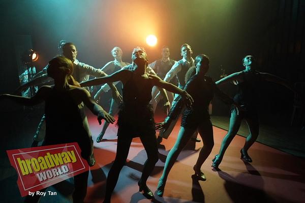 Photo Flash: GENTLEMEN PREFER BLONDES At Union Theatre