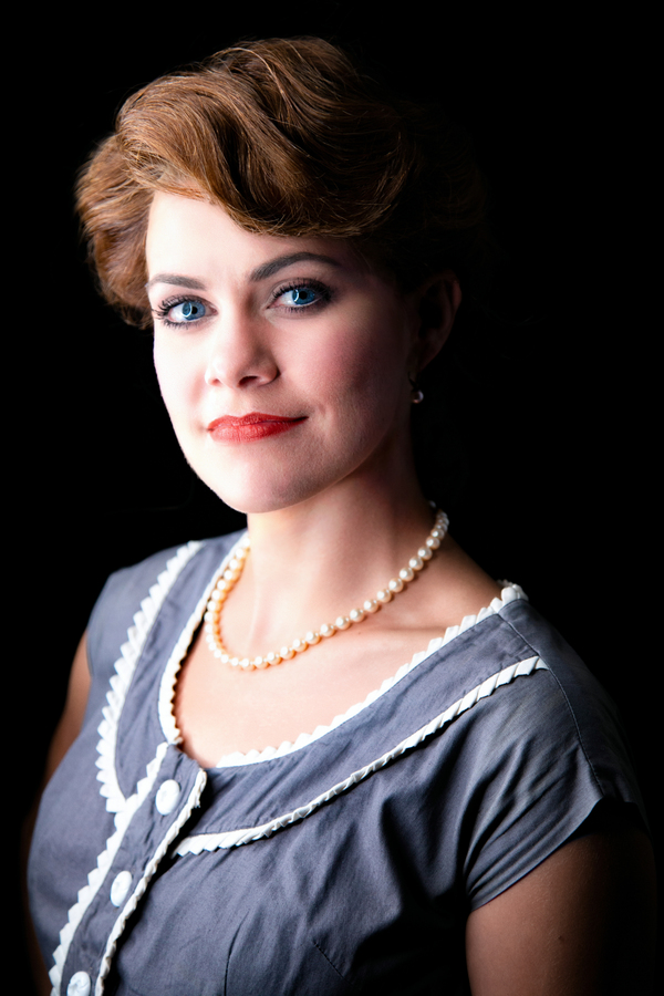 Photo Flash: Alice Ripley Stars In SUNSET BOULEVARD At North Shore Music Theatre - Meet The Cast!