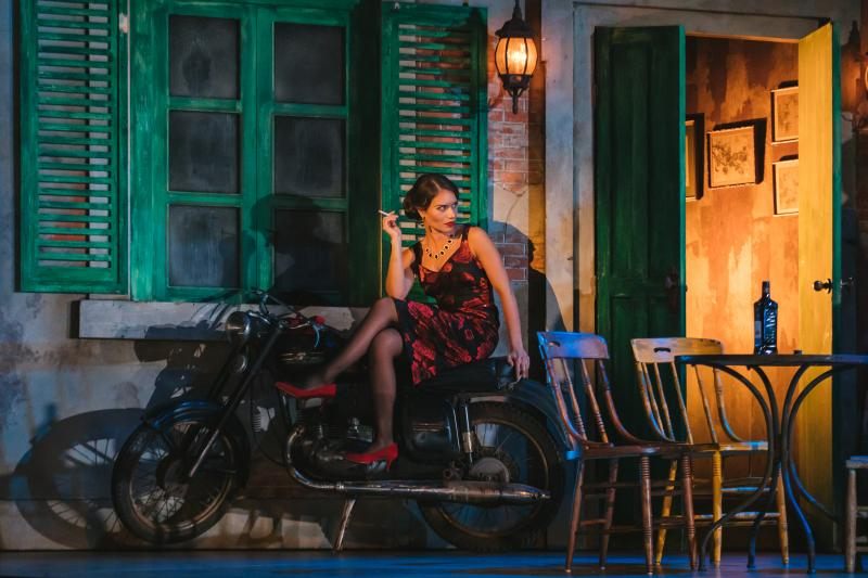 BWW Interview: Ginger Costa-Jackson, Part 2: Mopping, Not Moping