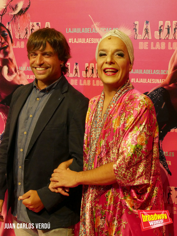 PHOTO FLASH: Noche de estreno en Madrid de LA JAULA DE LAS LOCAS