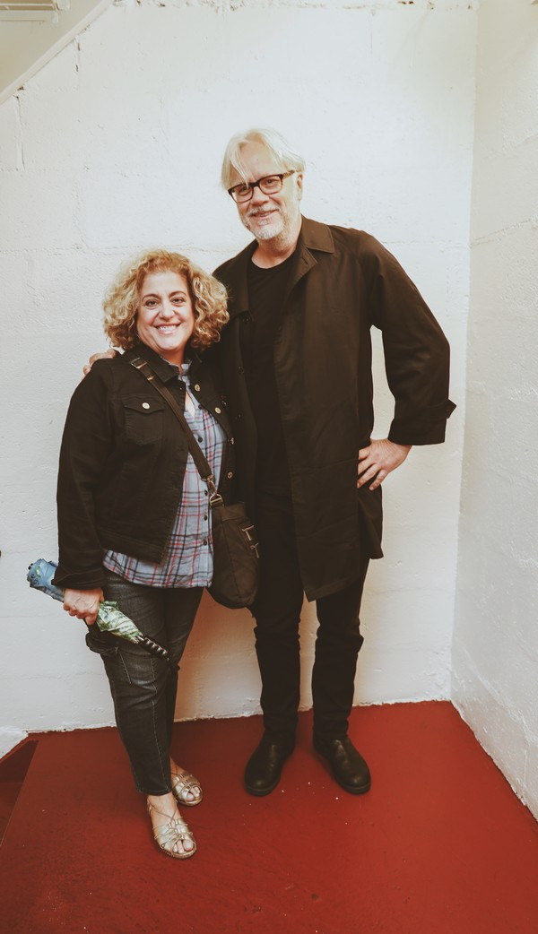 Tim Robbins, Mary Testa Photo