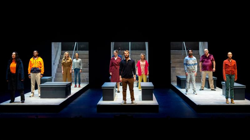 BWW Review: ANTHEM at Melbourne International Arts Festival is compelling, authentic, and necessary