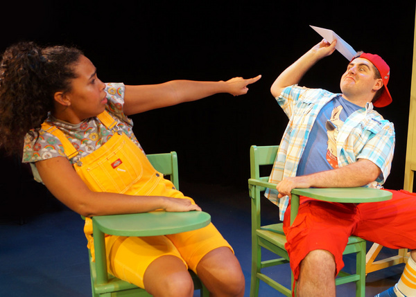 Photo Flash: First Look at MISS NELSON IS MISSING at Orlando Shakes
