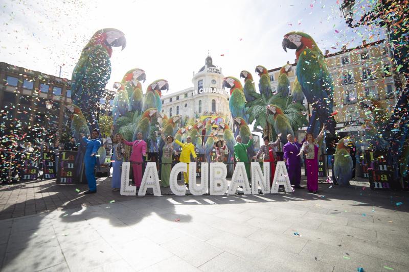 PHOTO FLASH: La Cubana presenta ADIÓS ARTURO en Madrid