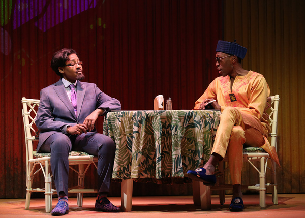 Photo Flash: Westport Country Playhouse Stages MLIMA'S TALE