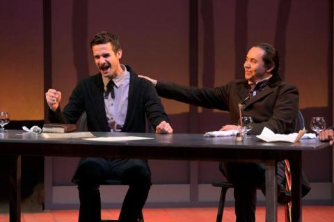 BWW Review: SOVEREIGNTY at Marin Theatre Company is a powerful, fact-based story of the historical and present day plight of the Cherokee Nation.