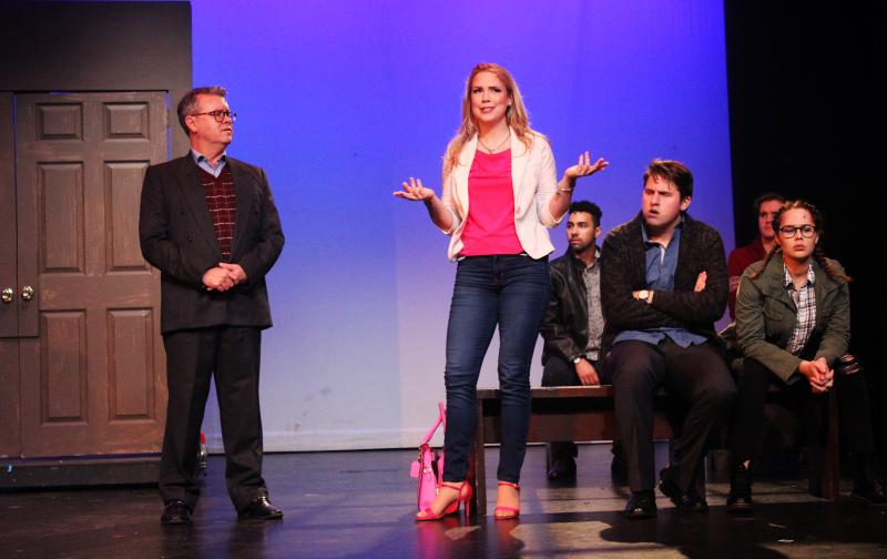 Photo Flash: Grand Prairie Arts Council's LEGALLY BLONDE Opens Tonight at Uptown Theater