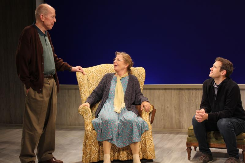 BWW Interview: Paul David Young on Reconciling the Past with ALL MY FATHERS