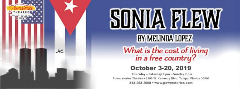 BWW Review: SONIA FLEW IS POIGNANT TALE OF FAMILY AND SACRIFICE at Powerstories Theatre